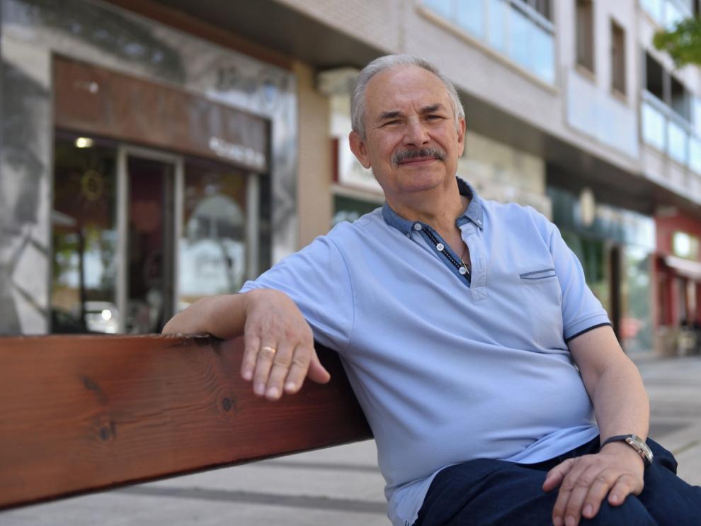"""Luis Gómez Caldú: """"A Ramón J. Sender no le dieron el Premio Nobel por culpa de Cela"""""""