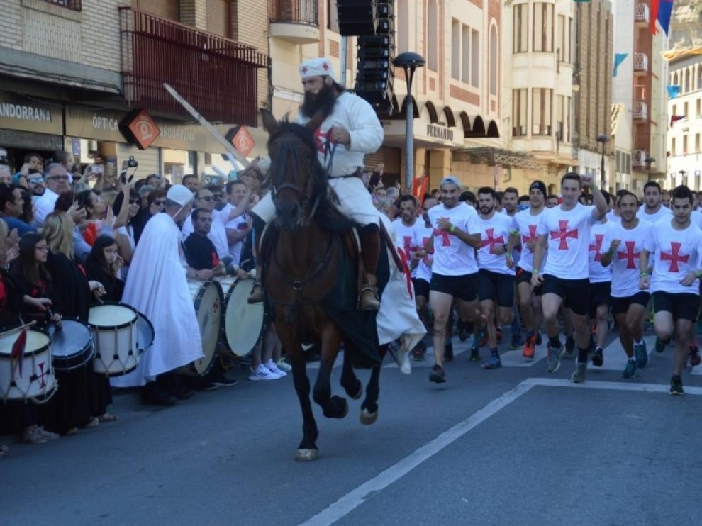 La Templar Race se celebrará el 4 de octubre