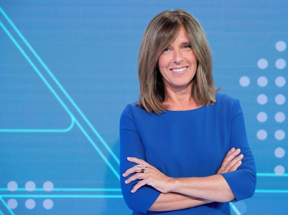 """Ana Blanco: """"Es muy difícil moderar en los debates electorales"""""""