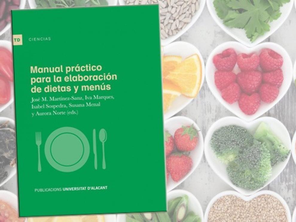 Iva Marques y Susana Menal presentan 'Manual práctico para la elaboración de dietas y menús'