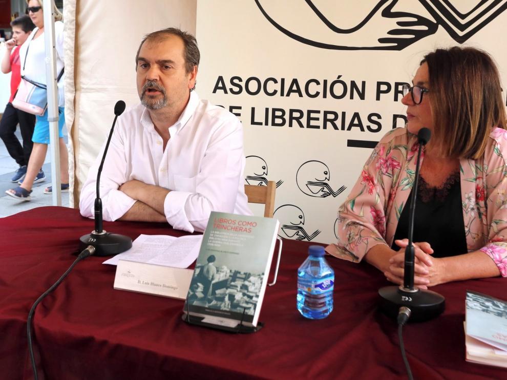 Cuando la Universidad de Zaragoza fue capital bibliotecaria del bando sublevado