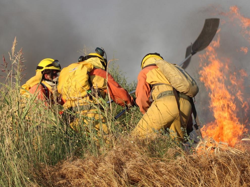 Activan la alerta naranja por riesgo de incendios