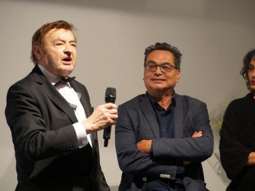 Ángel Orensanz vuelve a dejar su sello en Cannes con la entrega de los premios AVIFF