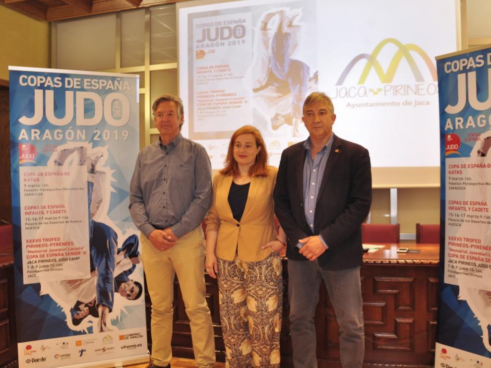 El Trofeo Pirineos de Judo y su campus congregarán a 500 deportistas en Jaca