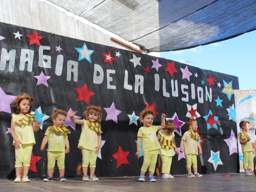 La Almolda acoge el XIV Encuentro de la Escuela Infantil Comarcal de Los Monegros