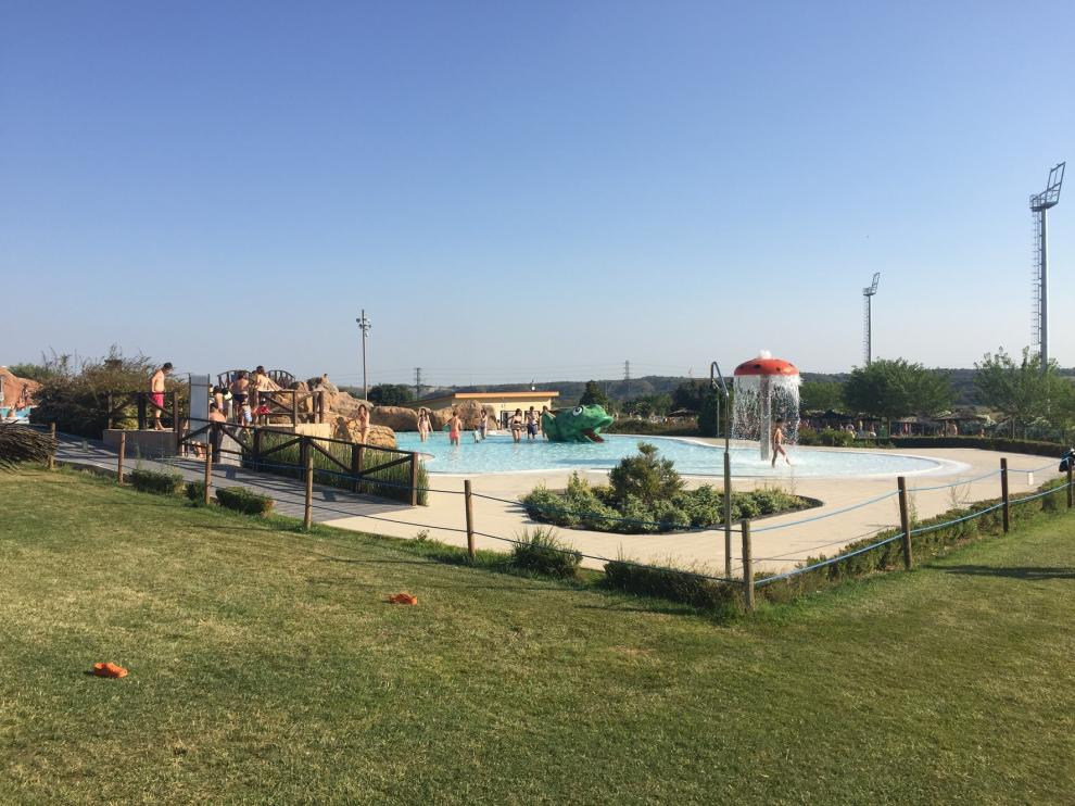 Los vecinos de Barbastro podrán disfrutar de las piscinas de verano desde el 17 de junio