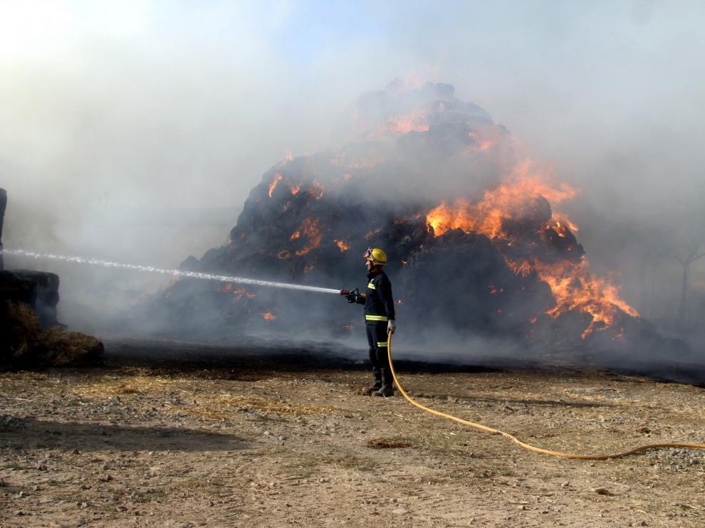 Huesca afronta una campaña de verano con riesgo elevado de incendios