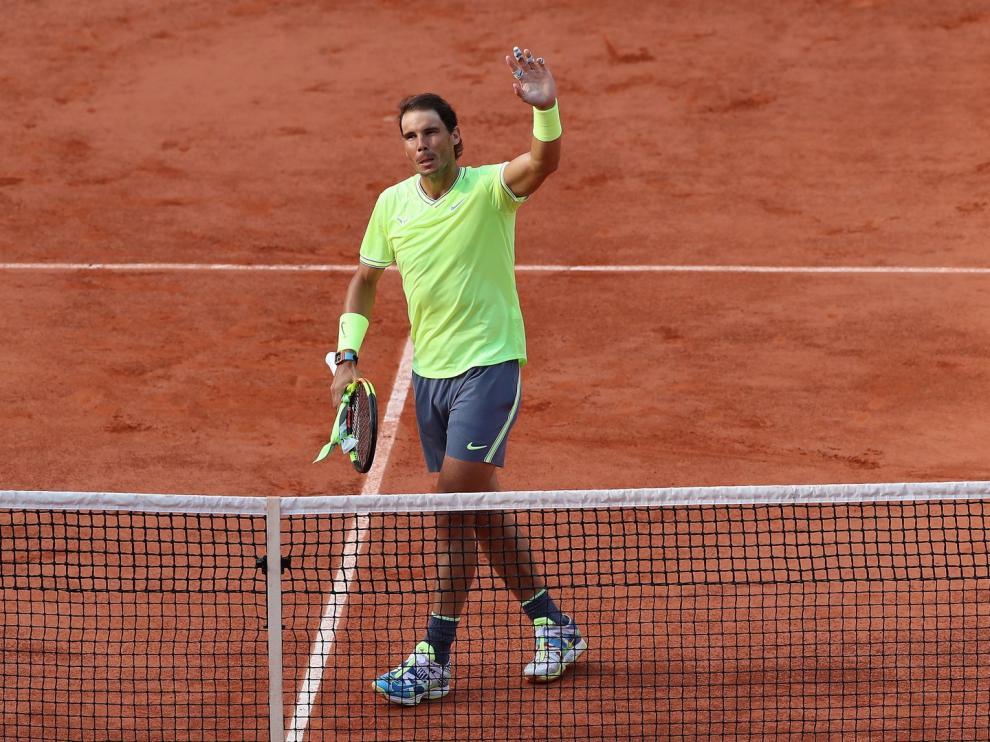 Rafa Nadal se cita con Federer en semifinales