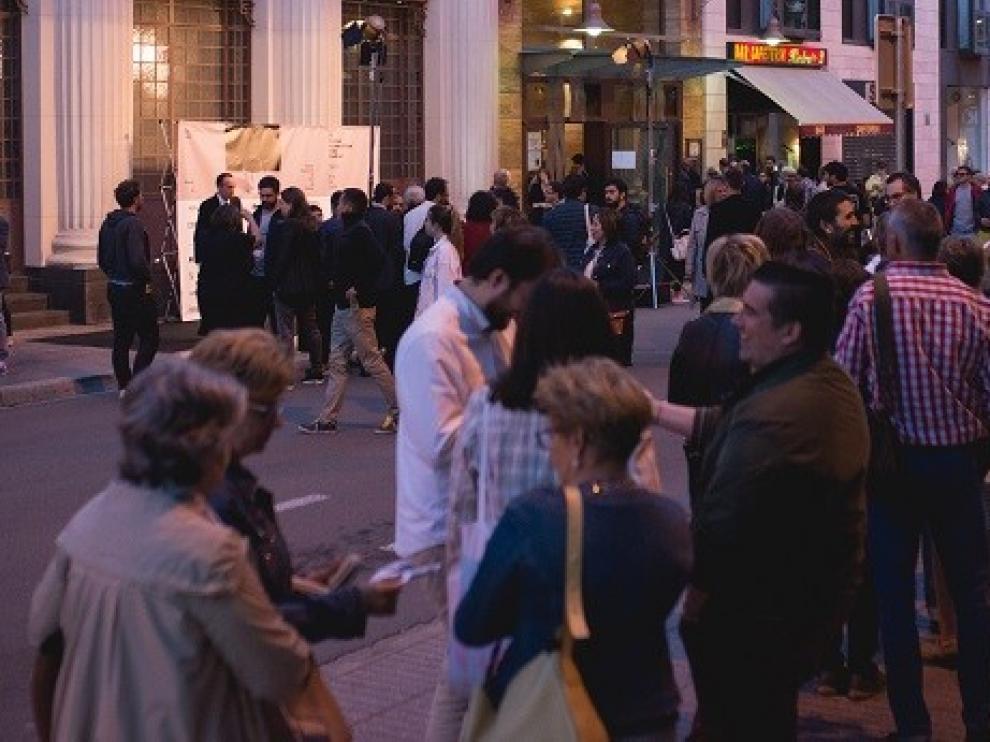 La industria del cortometraje mira a Huesca en el arranque del Festival de Cine