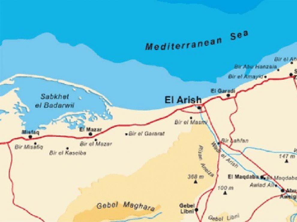 Al menos 14 muertos en un ataque contra la Policía egipcia en el Sinaí