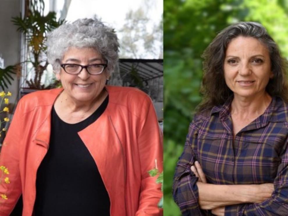 Las biólogas Joanne Chory y Sandra Myrna Díaz, Princesa de Investigación