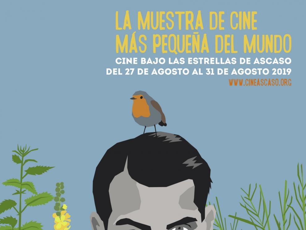 La octava edición de la Muestra de Cine de Ascaso será entre el 27 y el 31 de agosto próximos
