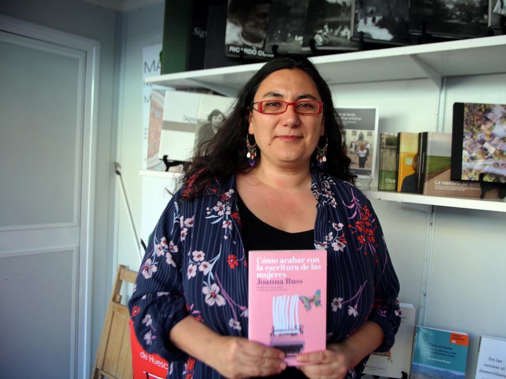 """La obra de Joanna Russ, un libro de """"absoluta actualidad"""" 35 años después"""