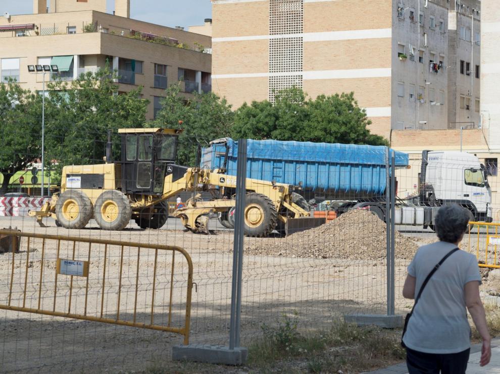 La reurbanización del solar de la cárcel de Huesca se retrasa hasta el verano