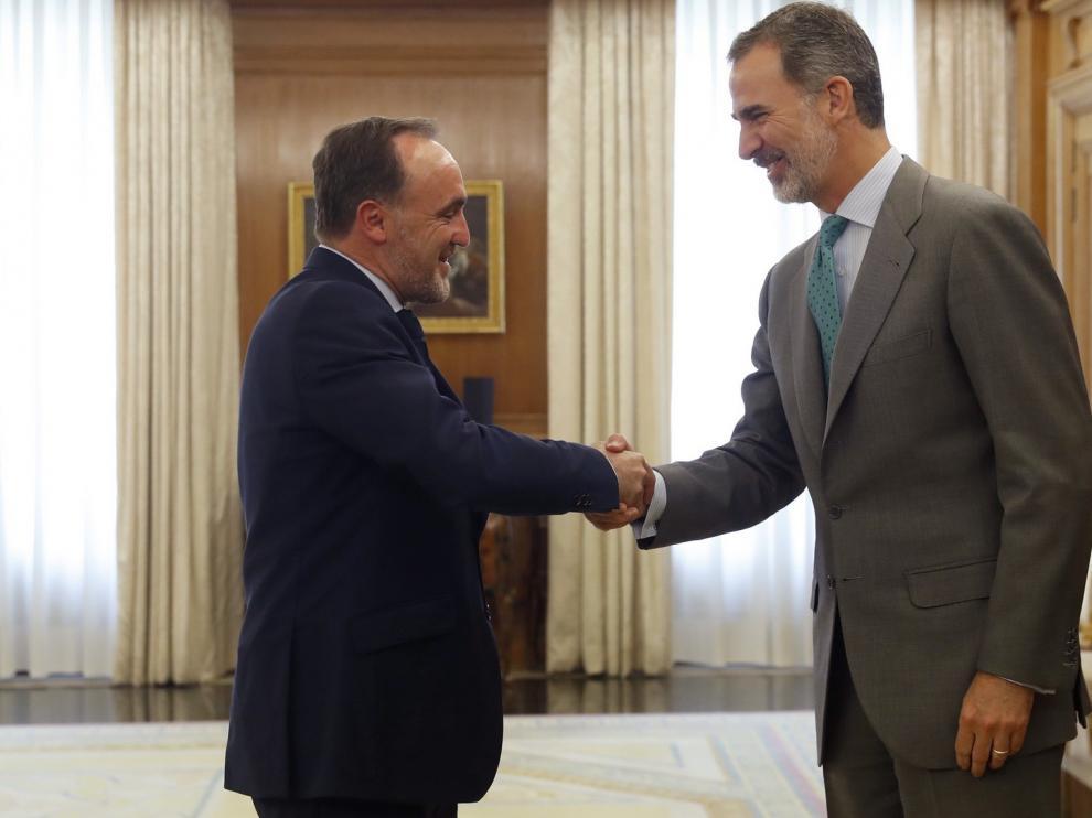 UPN se abre a pactar con PSOE para evitar al independentismo