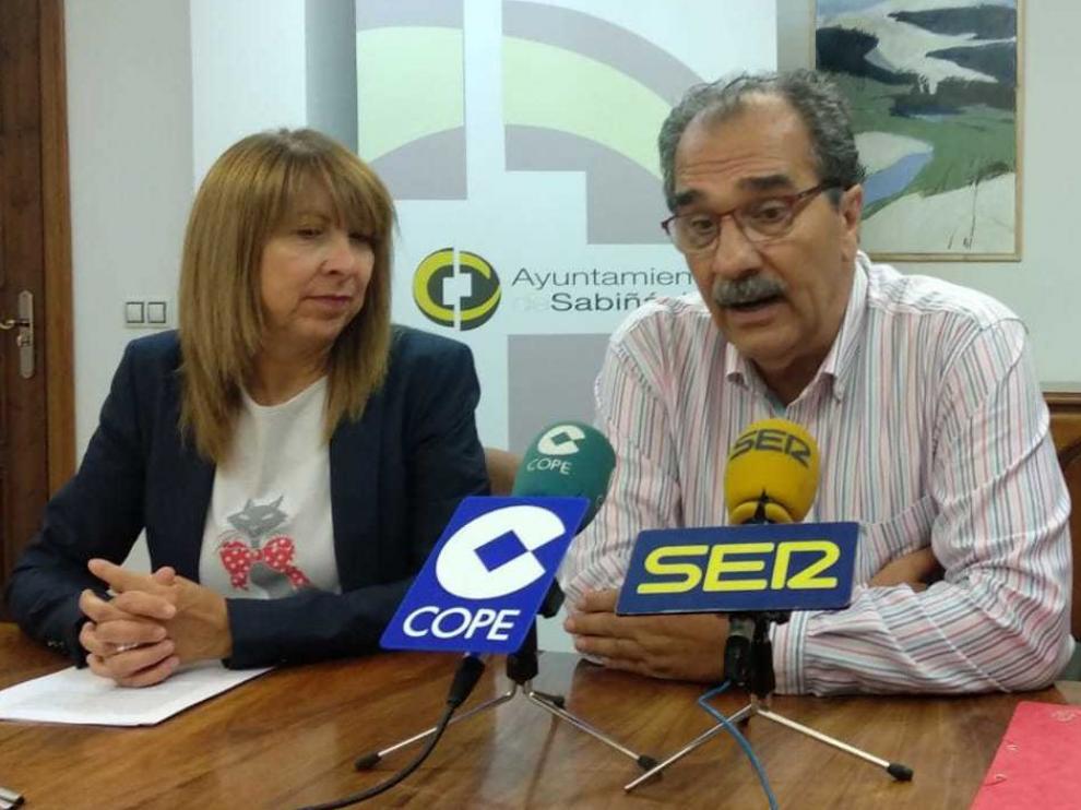 La AD Sabiñánigo y el ayuntamiento continúan con su convenio una temporada más
