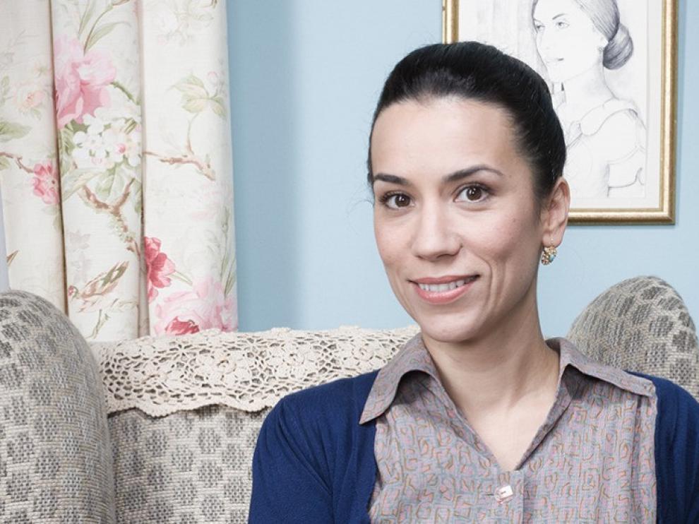 La Velada Violeta invita a Itziar Miranda como aperitivo del Festival de Cine