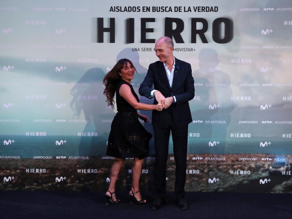 """Candela Peña: """"'Hierro"""" es mi desvirgue en las series y estoy feliz"""""""