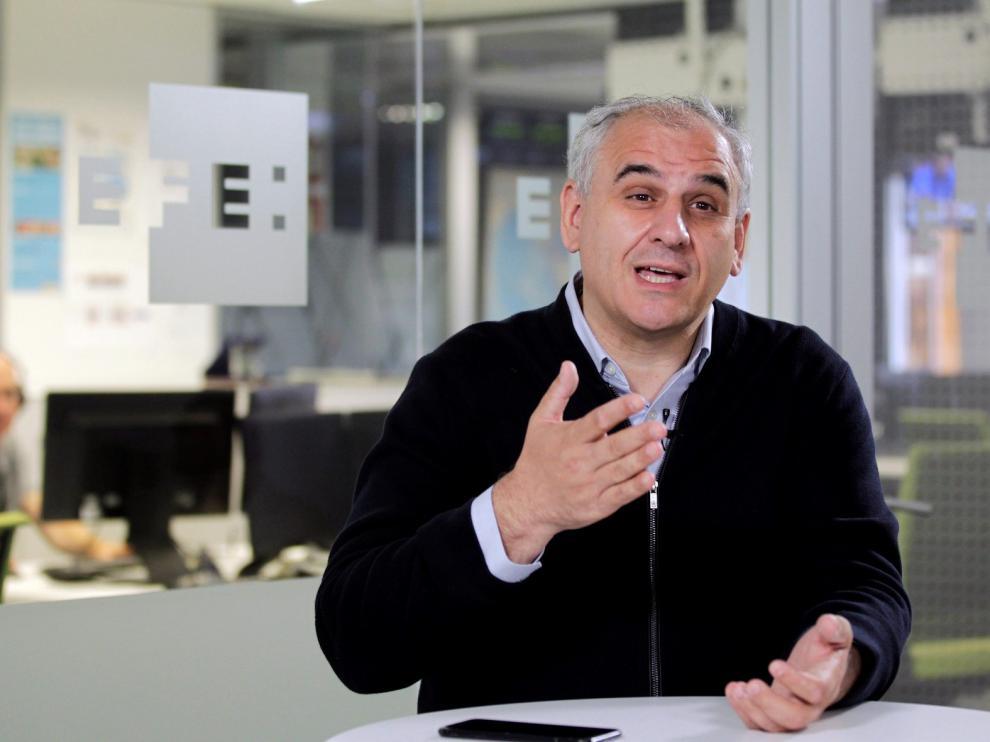 """Carlos Barrabés: """"La digitalización en zonas rurales permite a las empresas ser globales"""""""