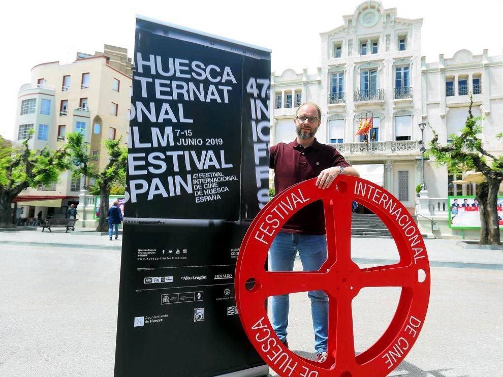 """Rubén Moreno: """"Al festival se le tiene cariño y es querido dentro y fuera de la ciudad"""""""