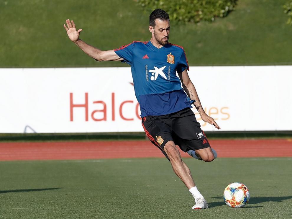 La selección española quiere evitar sorpresas en su camino hacia la Eurocopa