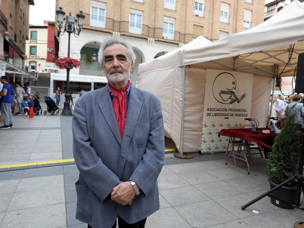 """Roberto Benedicto Salas: """"Mucha gente ha trabajado por la Ribagorza sin ser reconocida"""""""