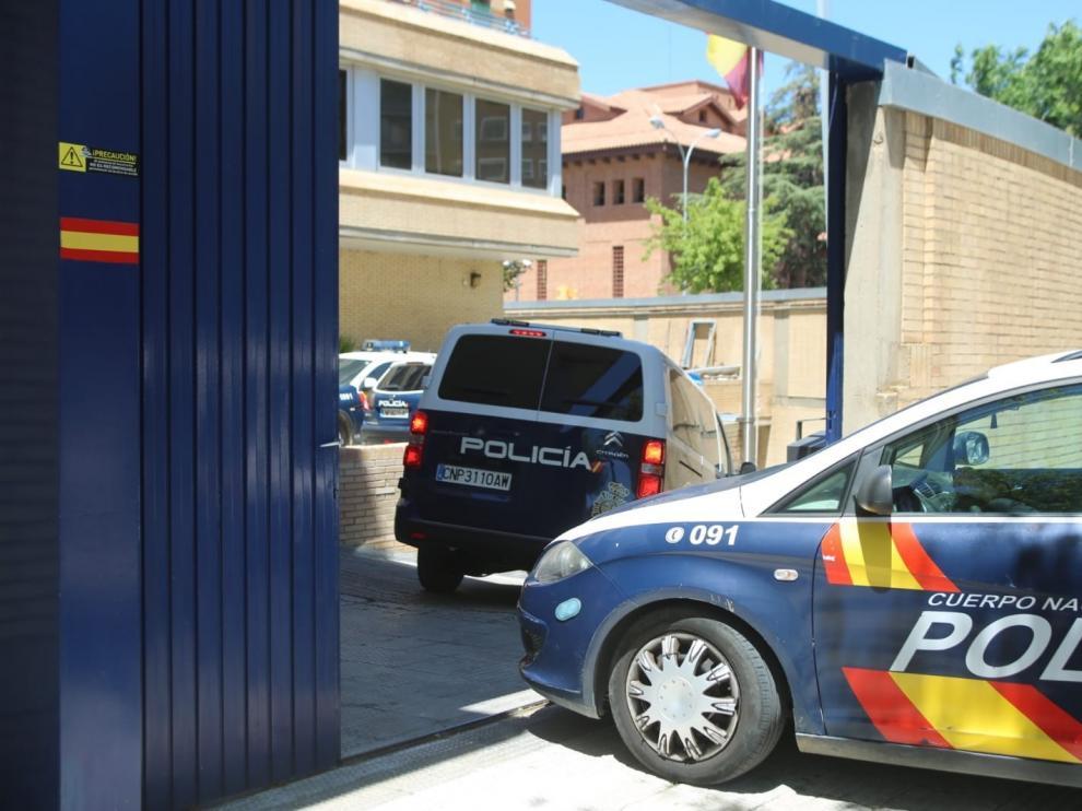 Detenido en Huesca un joven por utilizar los datos bancarios de su vecino fallecido