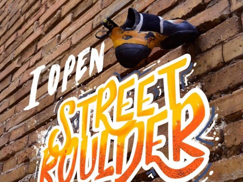 Cerca de 60 escaladores participarán en el I Open Street Boulder de Jaca