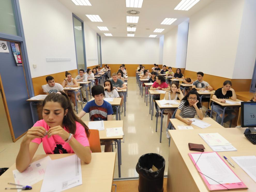 El campus oscense arranca el proceso de admisión con más de 700 plazas