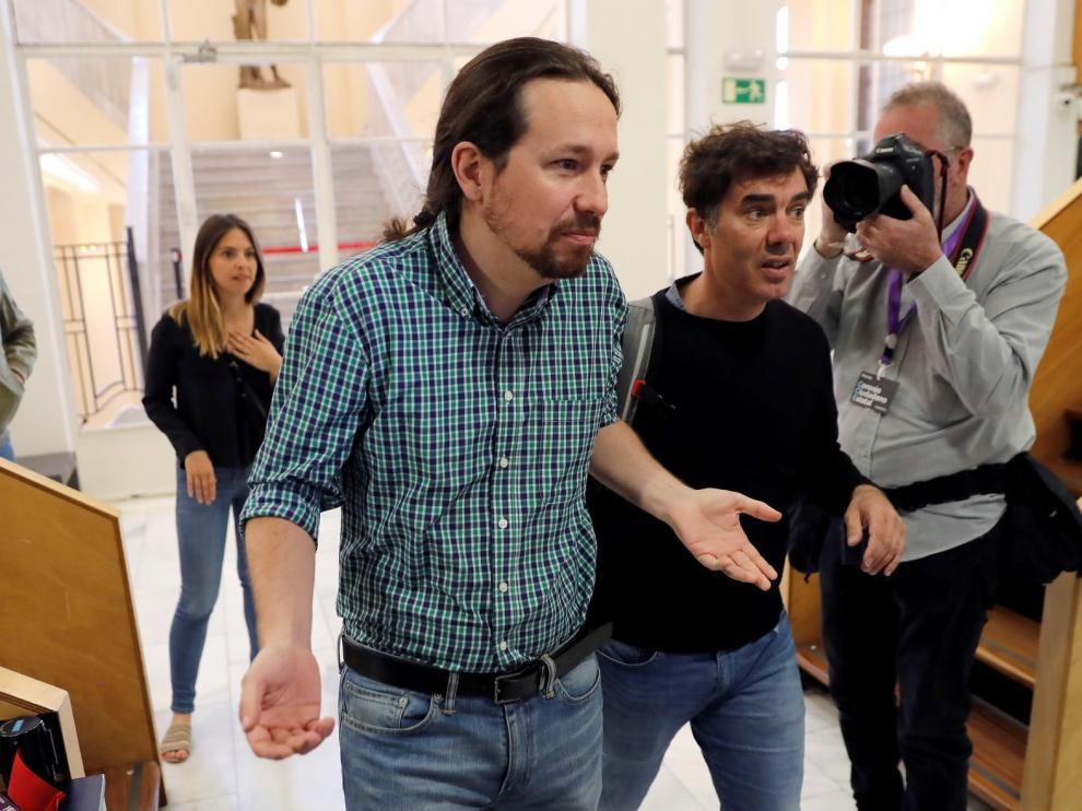 Iglesias logra el respaldo necesario para remodelar Podemos sin oposición interna