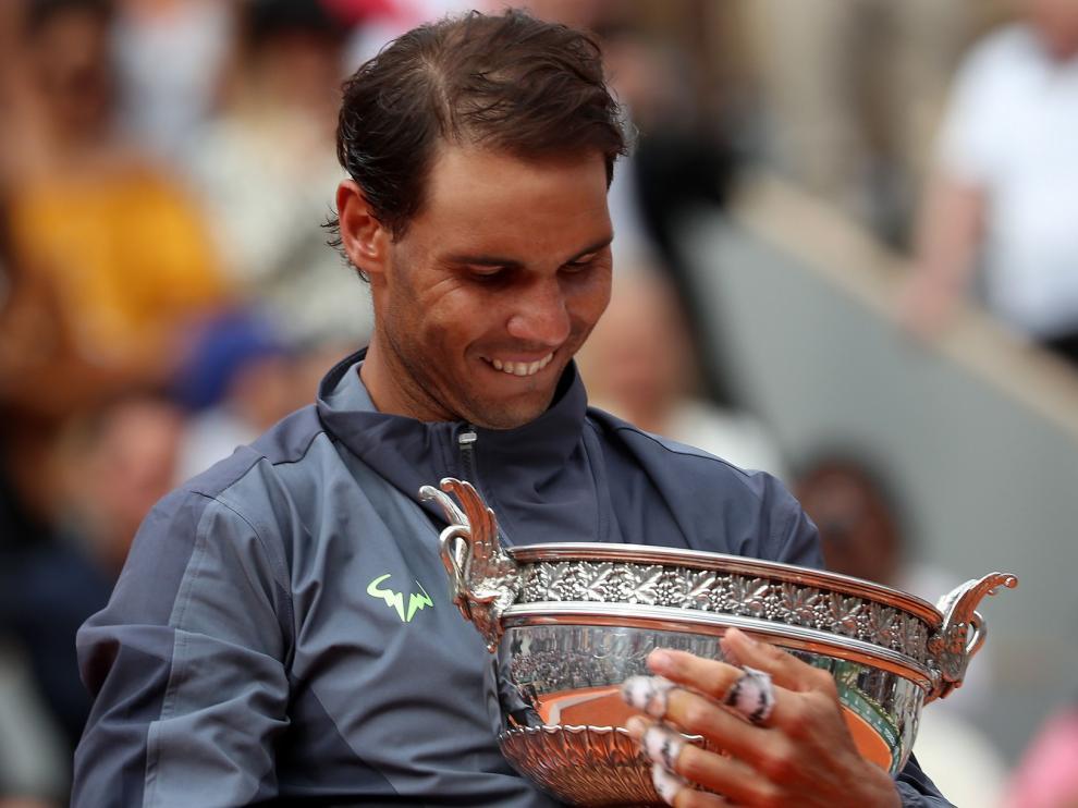 Nadal conquista su duodécimo Roland Garros