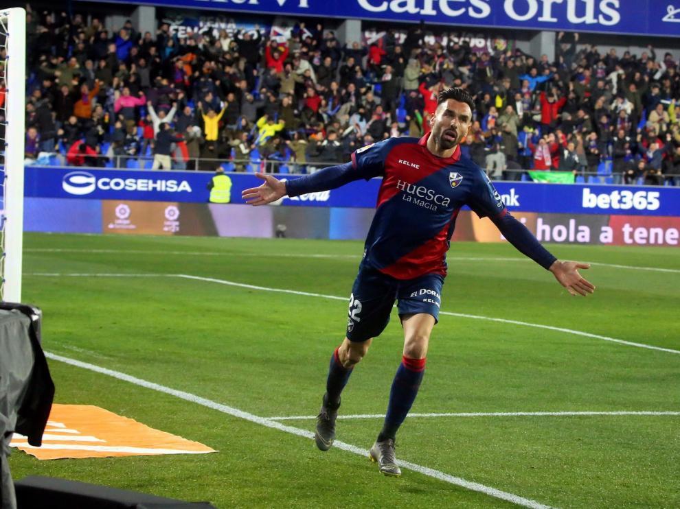 Enric Gallego, garantía de gol