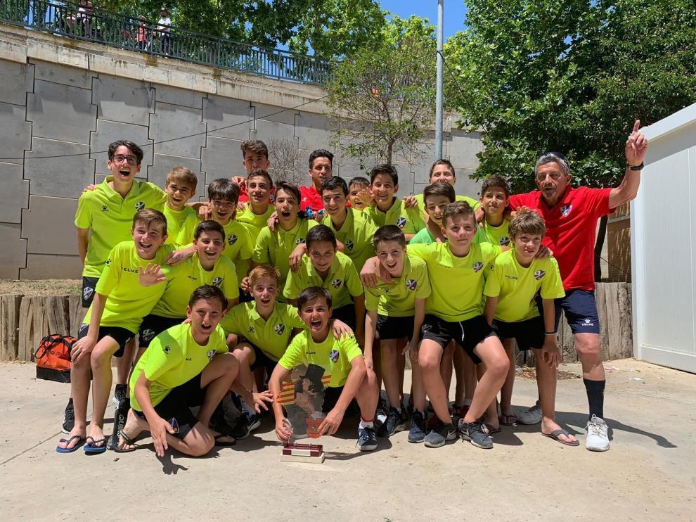 Doble triunfo en Zaragoza