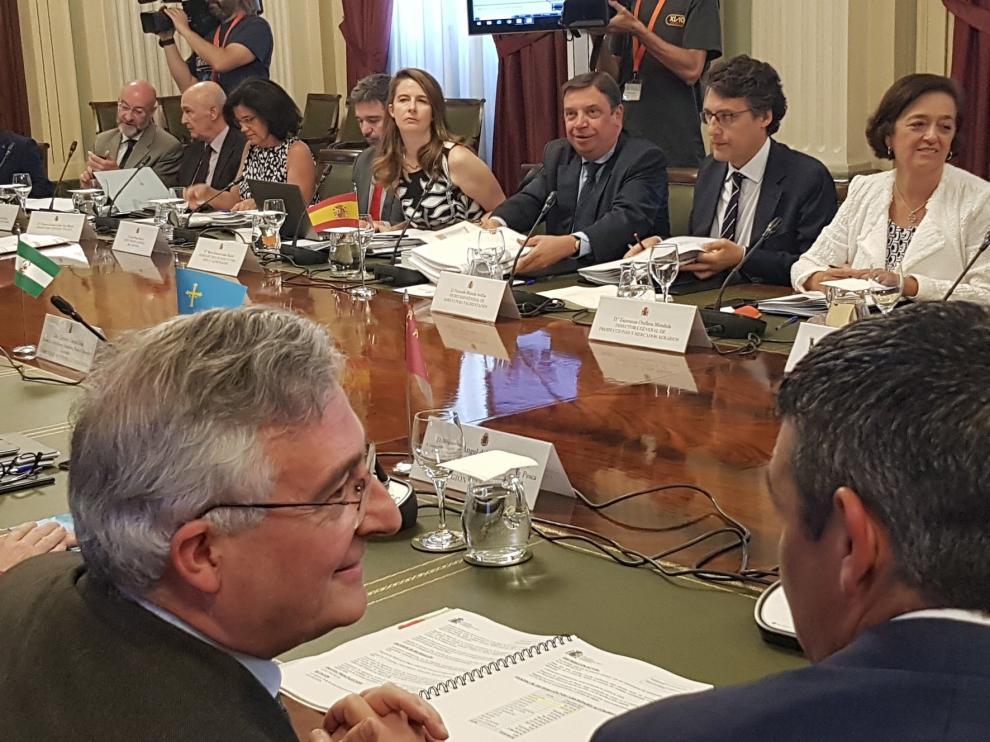 Aragón recibirá 22 millones para desarrollo rural y agricultura