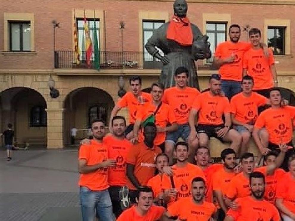 Doble ascenso del Fraga a Tercera y de Peña Fragatina a Preferente