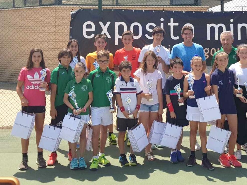 Pellejer y Cortés ganan el Open Expósito Mingote