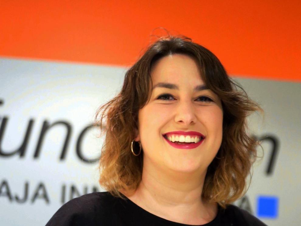 """Esther Lupón: """"El Palacio de la Aljafería es un gran desconocido para los aragoneses"""""""