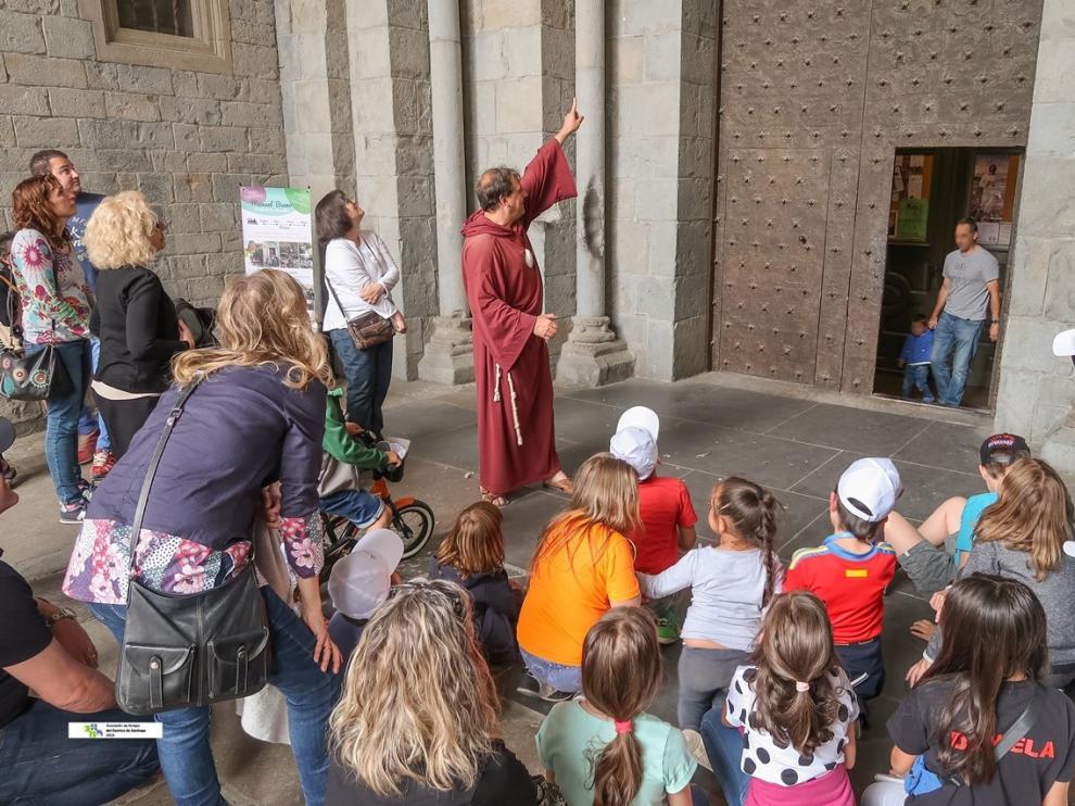 Jornadas para concienciar del valor del Camino de Santiago en Jaca