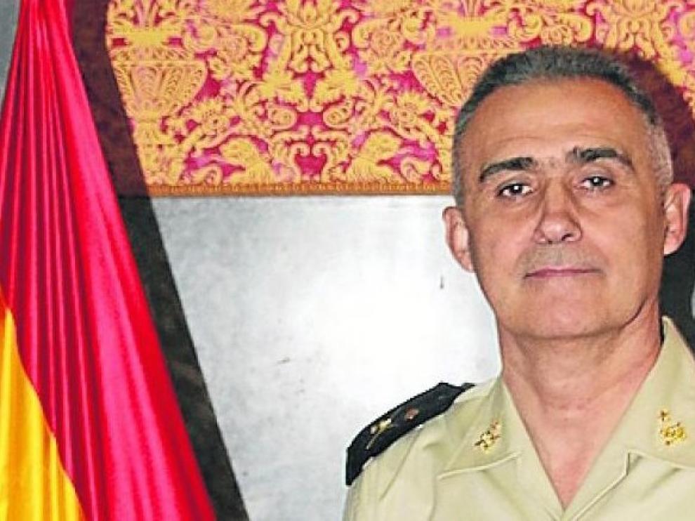El oscense Javier Mur Lalaguna, nuevo jefe de la Brigada Aragón I