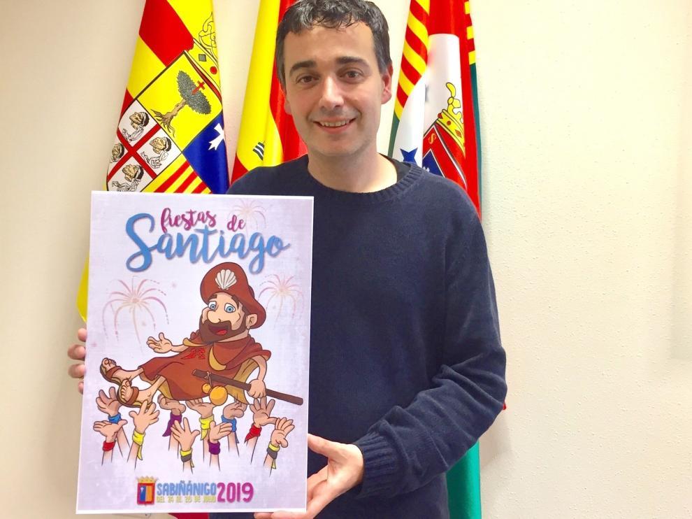 Sabiñánigo vota el cartel anunciador de las fiestas