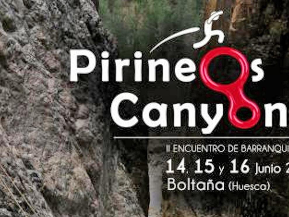 El Pirineos Canyon, con un programa muy completo