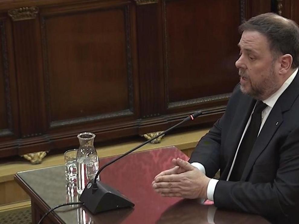 Los momentos clave del juicio del 'procès'