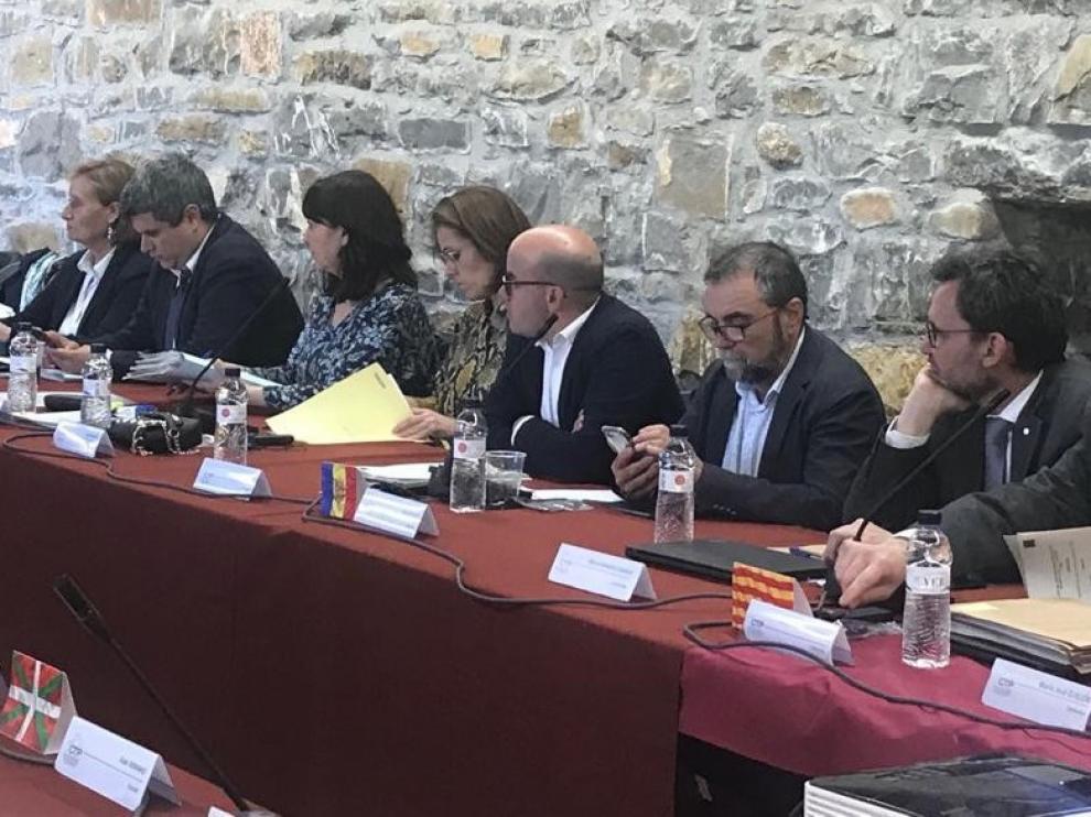La Comunidad de Trabajo de los Pirineos lanza el Plan de Acción de la Estrategia Pirenaica