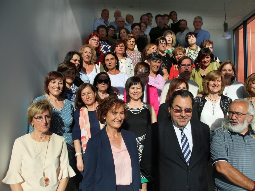 Educación agradece a los 86 docentes jubilados este curso sus años de entrega