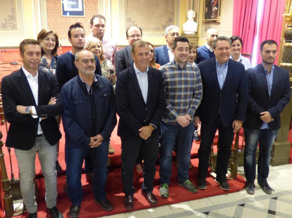 Barbastro se despide del alcalde y de 8 concejales