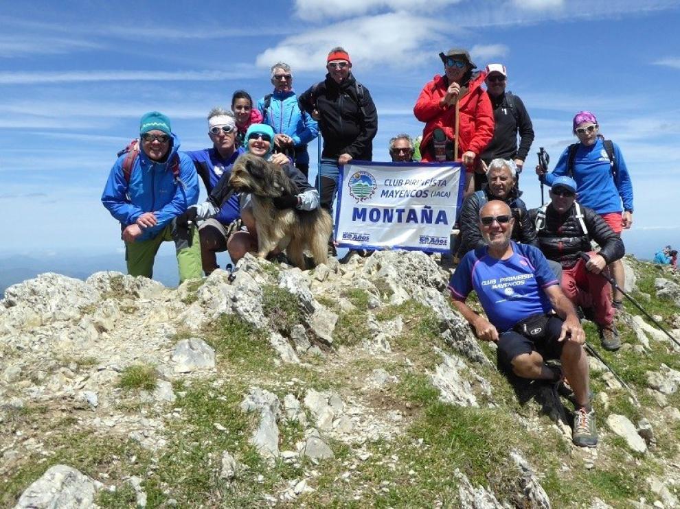 Ascensión al Ori, el dos mil más occidental del Pirineo