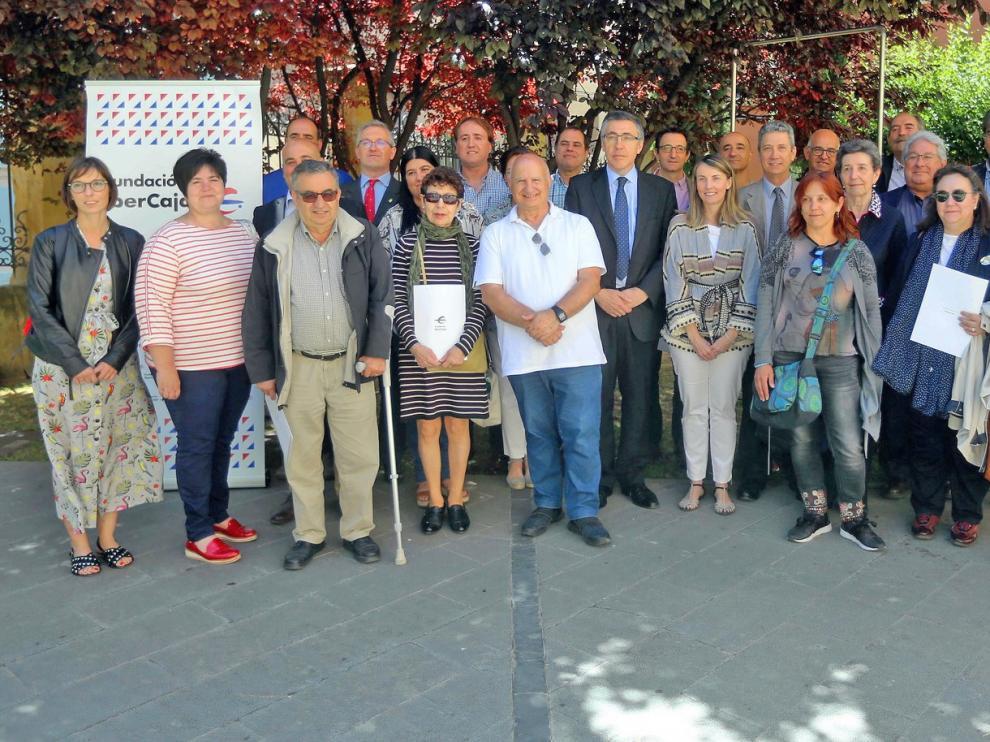 Veinte entidades sociales de la provincia reciben 47.500 euros