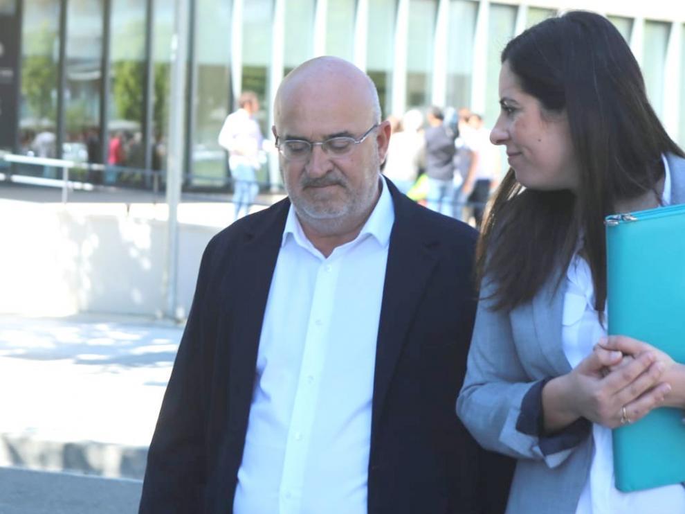 Juan Carlos Galindo presenta su renuncia como presidente del Colegio de Enfermería de Huesca