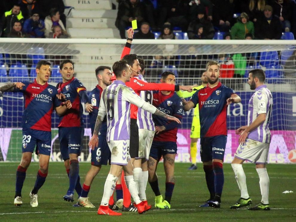 """El Valladolid rechaza las imputaciones """"interesadas"""" que realiza el Girona, """"soportadas en recortes de prensa"""""""