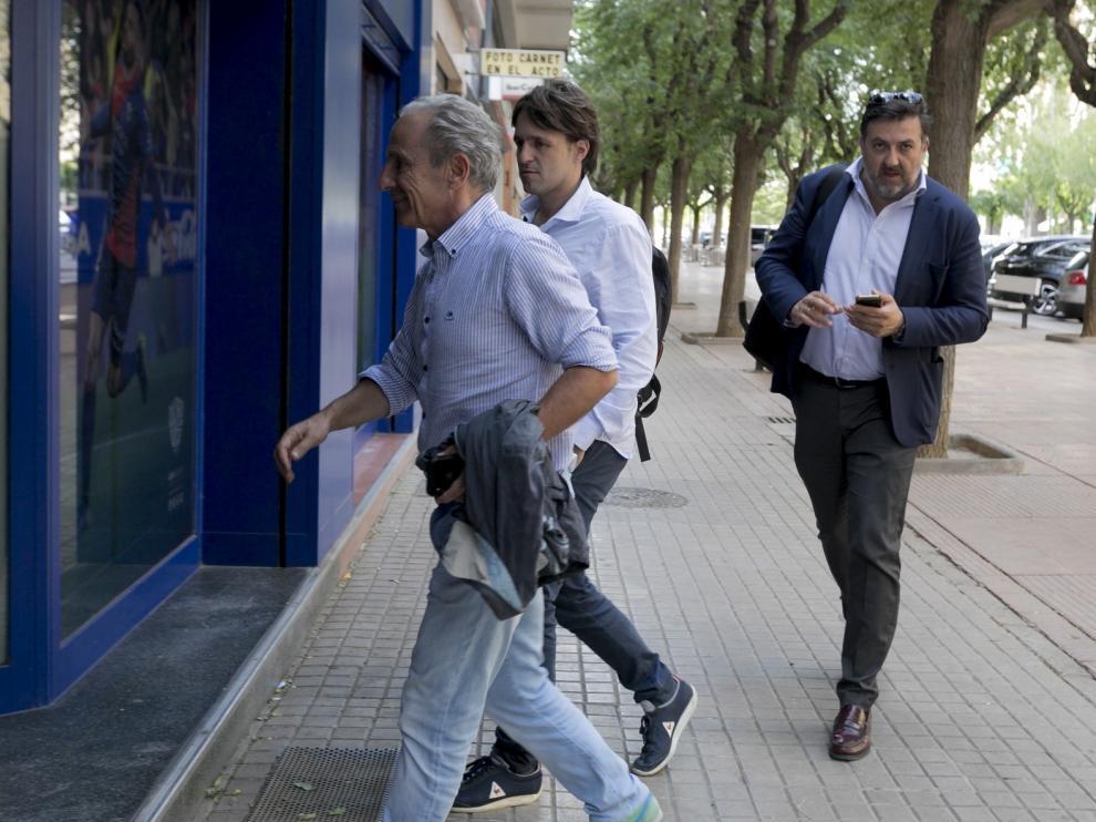 """El Huesca encara su futuro con """"moderado optimismo"""" y avisa de acciones legales"""
